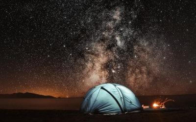 Le camping en mode zéro déchet