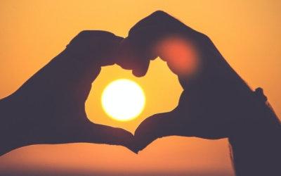 À mon amour pour la Saint-Valentin