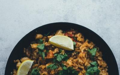 Recette vide-frigo : riz frit